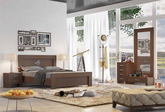 חדר שינה דגם מוזה