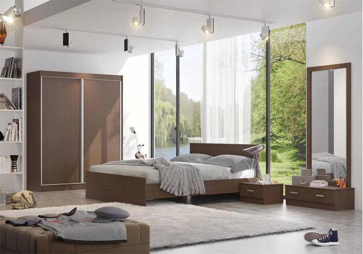 חדר שינה דגם נימפה