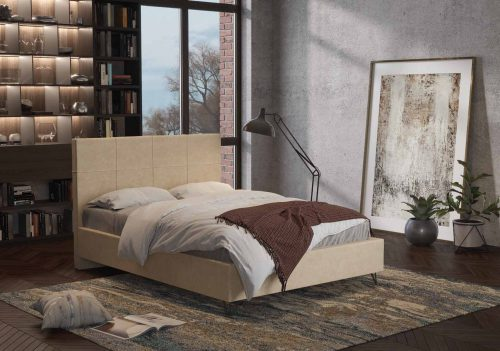 מיטה זוגית דגם ג'קסון