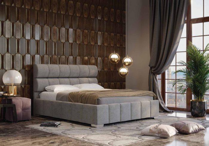 מיטה זוגית דגם יוסטון