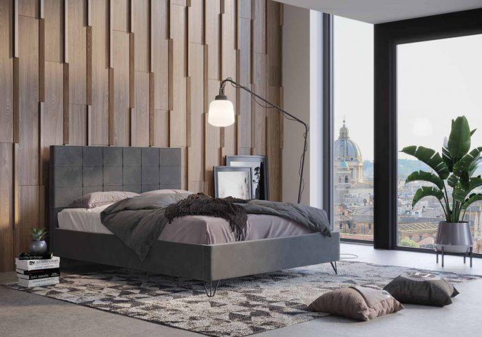 מיטה זוגית דגם מדונה