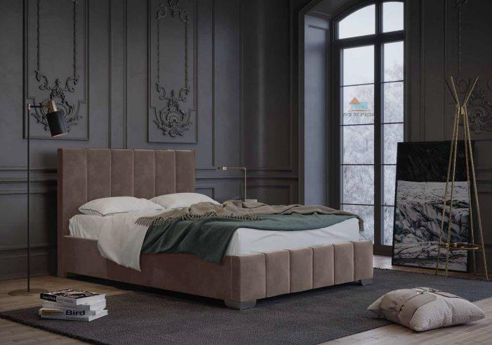 מיטה זוגית דגם קלפטון